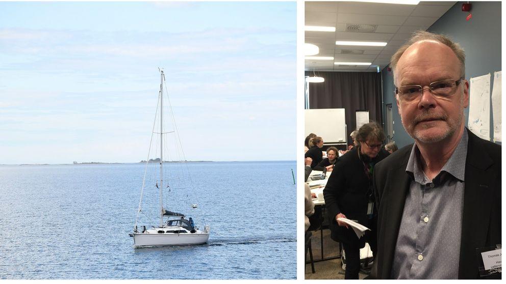 Havs- och vattenmyndigheten, länsstyrelser samt Boverket presenterar idag ett förslag till havsplan för Östersjön på ett samråd i Linköping.