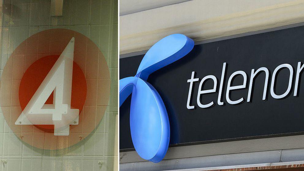 Omkring 850 000 hushåll kan förlora TV4