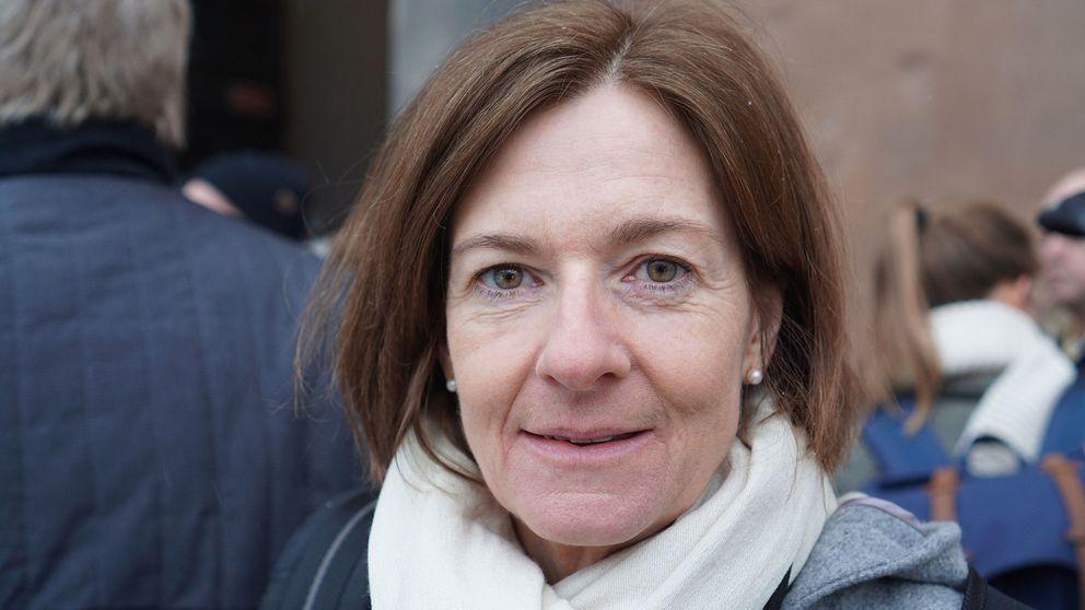 Ylva Esping, reporter på SVT.