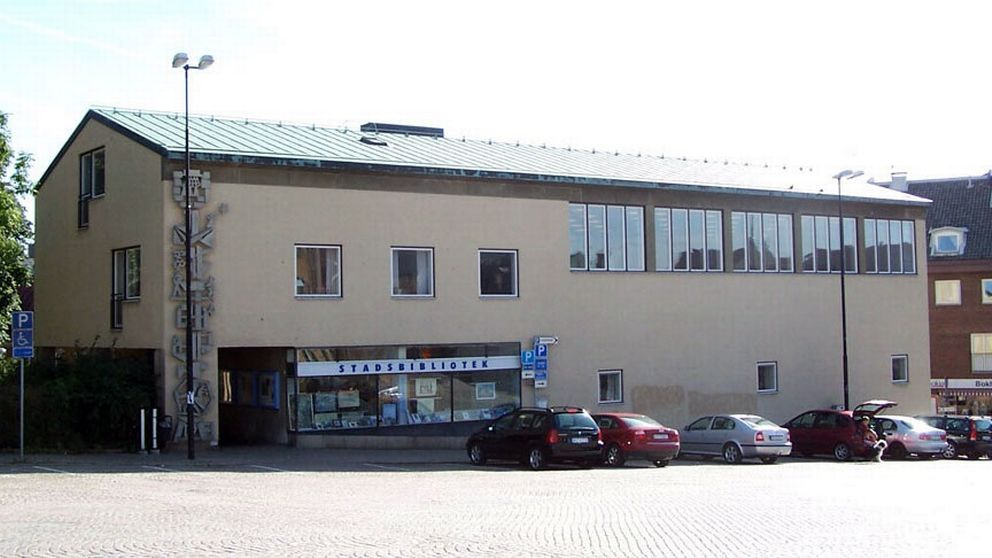Stadsbiblioteket Karlskrona