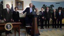 USA:s ståltullar för EU skjuts fram