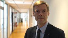 Robert Brummer professor på Örebro universitet.