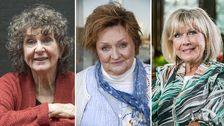 """Siw Malmkvist, Marianne Mörck och Ann-Louise Hanson minns den folkkära artisten Barbro """"Lill-Babs"""" Svensson med värme."""