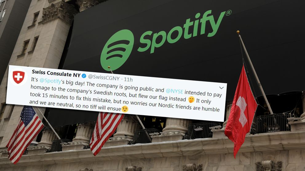 Spotify valued at nearly $30 billion in unusual Wall Street