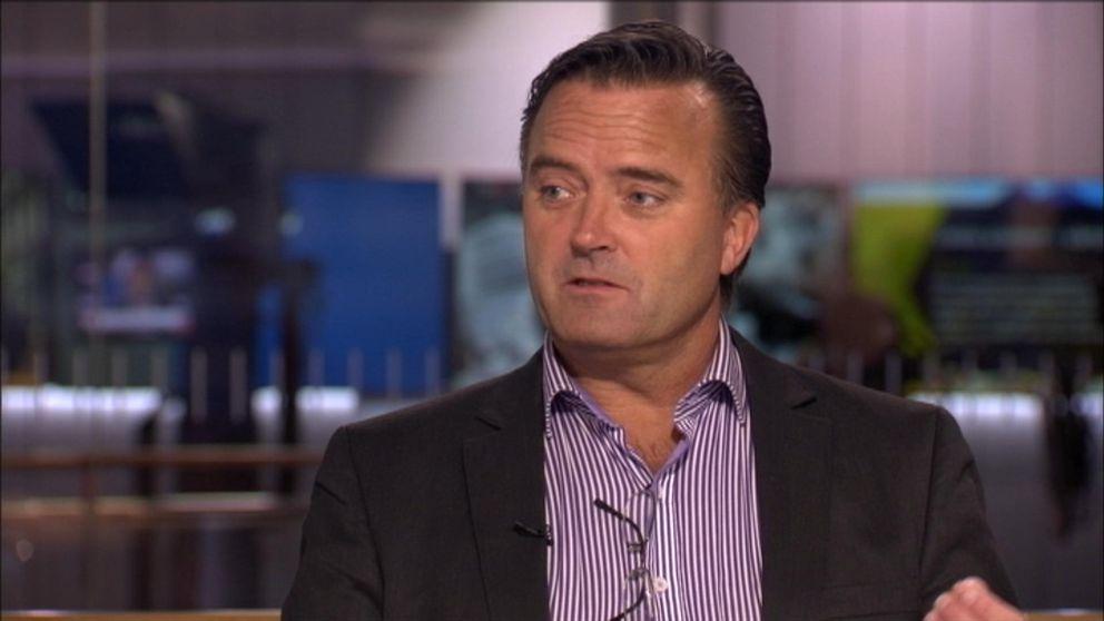 Jan Olsson, chef för polisens nationella bedrägericentrum.