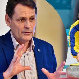 SOK:s Peter Reinebo tycker inte att curlinglagen ska vara oroliga inför framtiden.