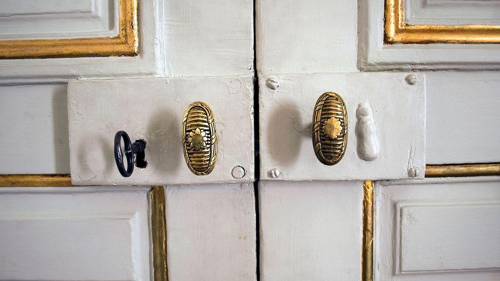 Dörrarna till Svenska Akademien