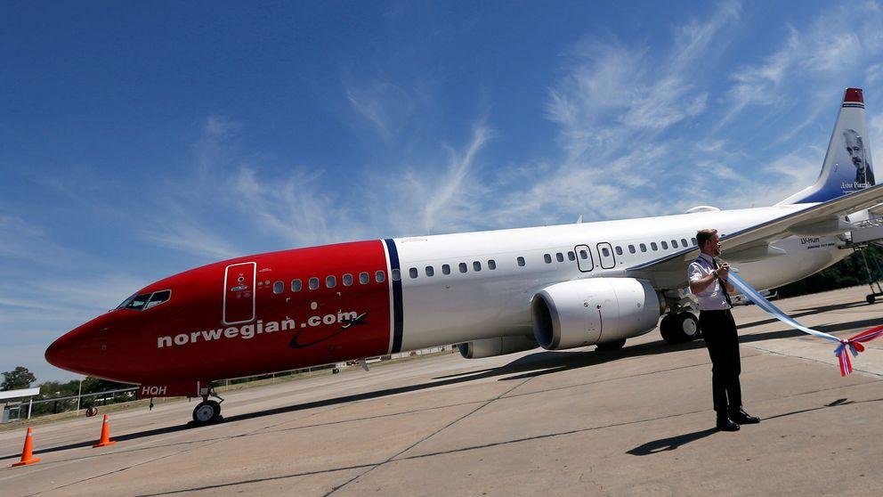 Ett Norwegianplan