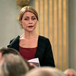 Akademiledamoten Jayne Svenungsson.