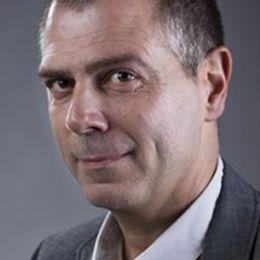 Mattias Berg, kulturjournalist på Sveriges Radio.