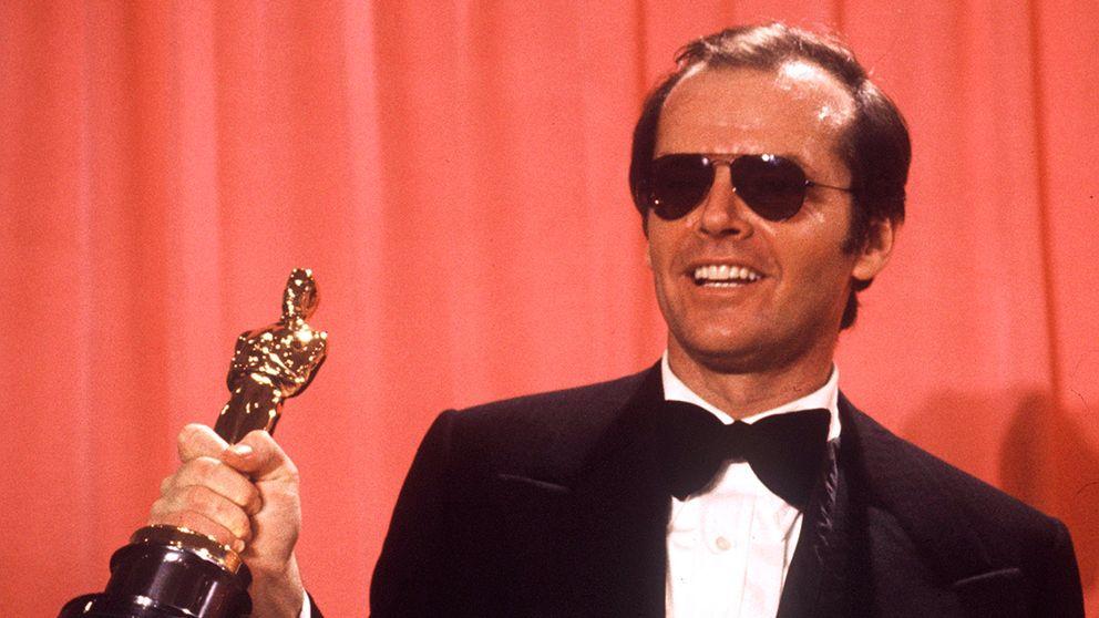 Skådespelaren Jack Nicholson vann en Oscar för sin insats i Gökboet.