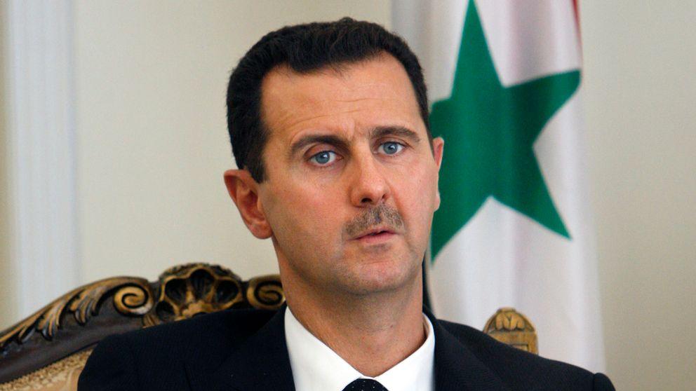 Den syriske ledaren Bashar al-Assad.