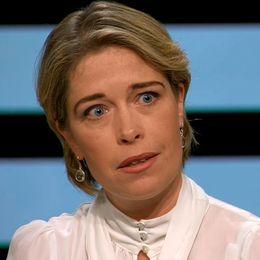 Socialminister Annika Strandhäll (S) i kvällens Agenda.
