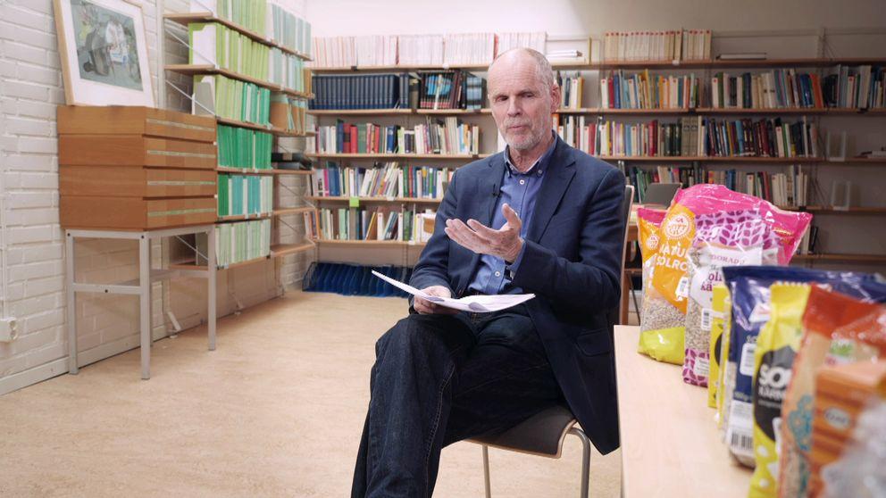 Professor Lars Barregård tycker inte att man som konsument ska äta mer än två matskedar per dag av solroskärnorna med högst kadmiumhalt.