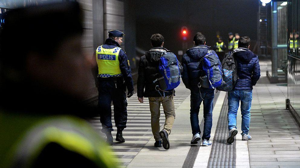 Under första kvartalet i år kom det 292 ensamkommande barn till Sverige. 118 av dem togs emot i Malmö.