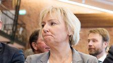 Ministern för högre utbildning och forskning Helene Hellmark Knutsson (S)