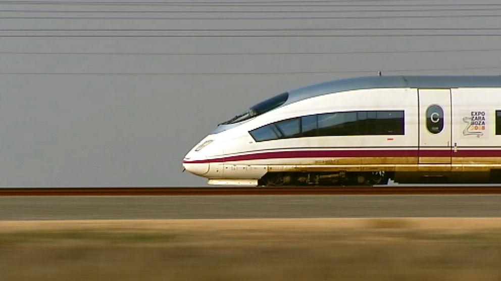 Höghastighetståg