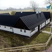FN:s säkerhetsråd kommer till Dag Hammarskölds gård, Backåkra.