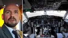 Piloternas psykiska h?lsa kan p?verka flygs?kerheten negativt, ber?ttar Pilotf?reningens ordf?rande Martin Lindgren.