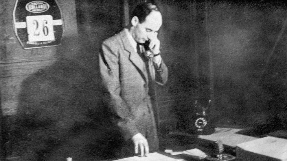Raoul Wallenberg, svensk diplomat.