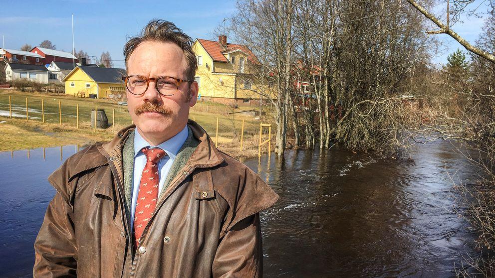 Christoffer Carstens, Länsstyrelsen Gävleborg.