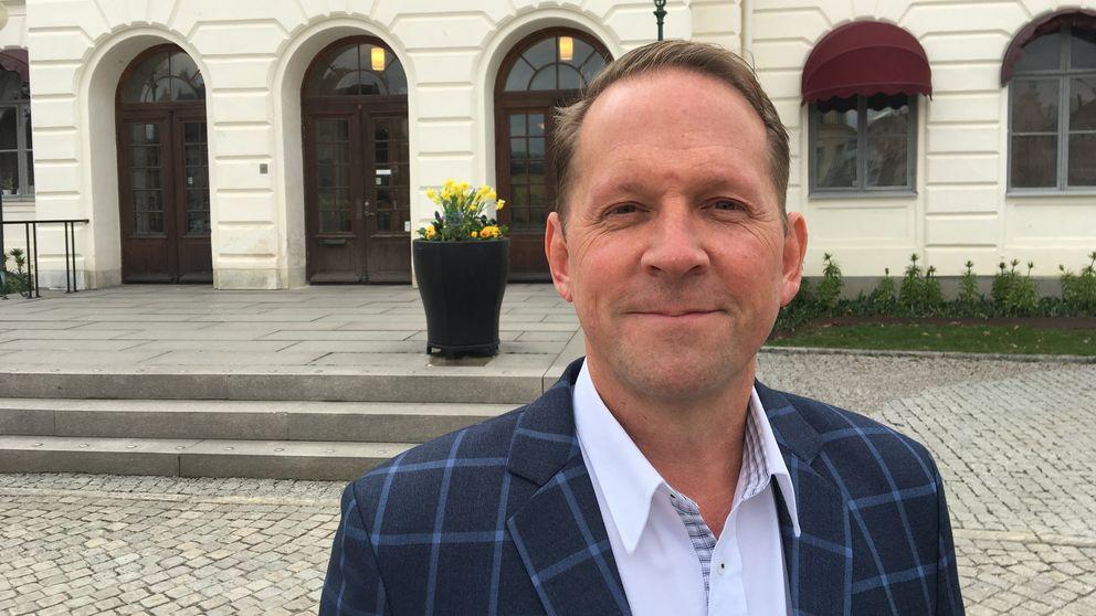 Roger Eklund (S) kommunalråd i Köping