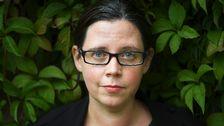Författaren Elise Karlsson