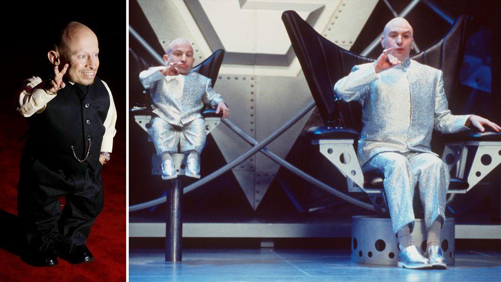 Verne J. Troyer blev för många känd för sin roll som Mini-me i filmerna om Austin Powers.