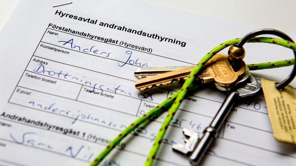 Fastighetsagare haktad for svarta kontrakt