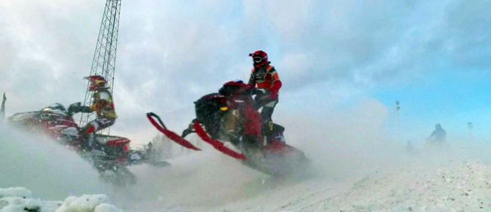 Snöskoterkörning kan bli hårdare reglerad