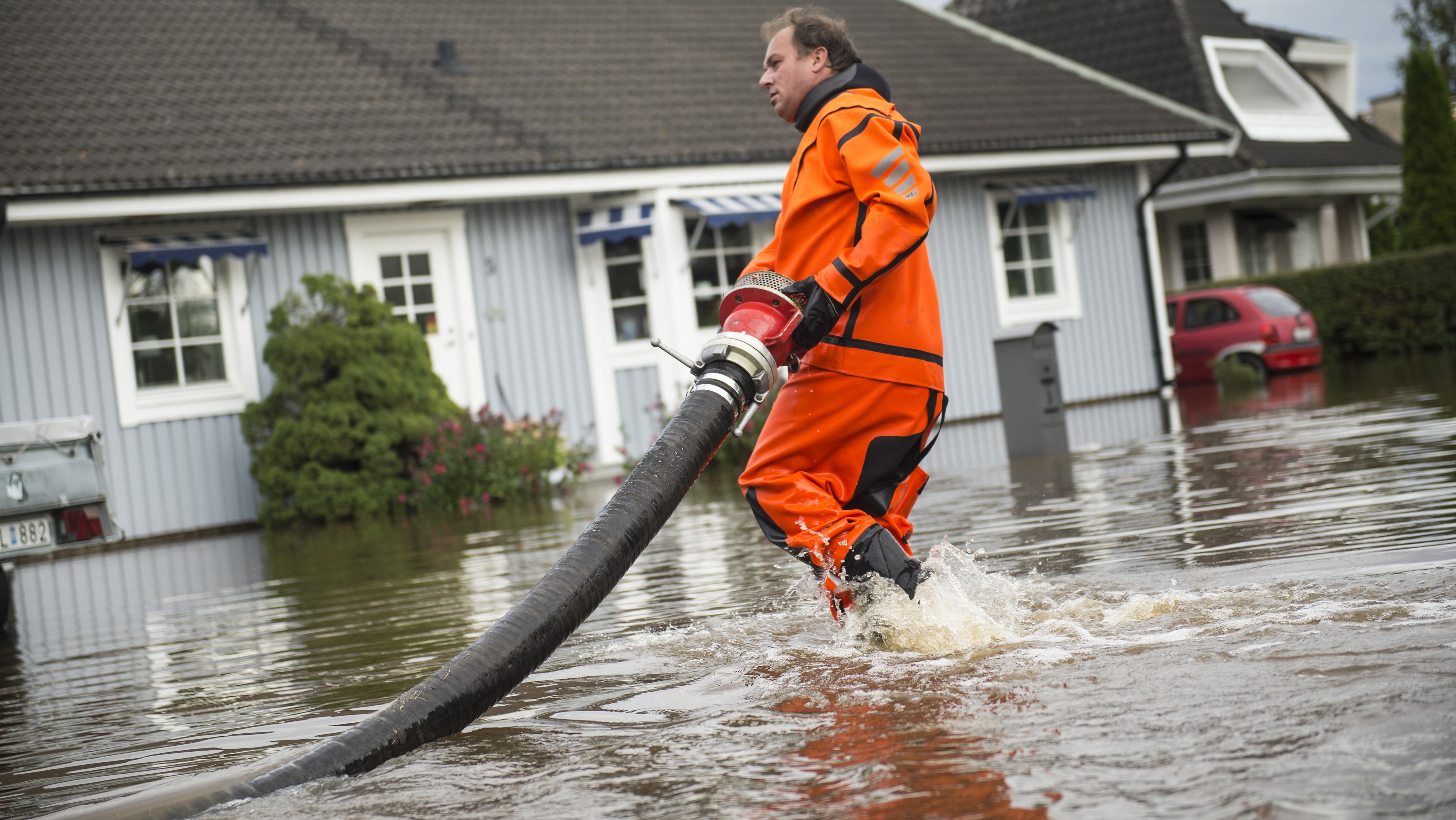 Skyfallen kan ge dyrare forsakringar