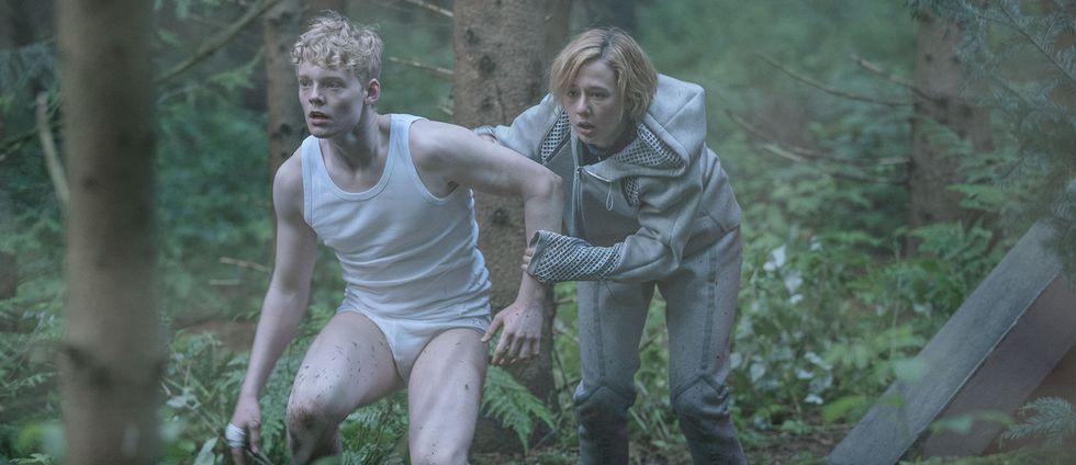 The rain är Netflix första skandinaviska originalserie.