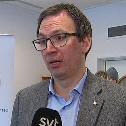 Sundsvalls kommunalråd Peder Björk (S) kommenterar utvecklingen kring Kubals ägarbolag Rusal.