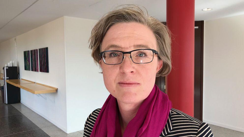 HR-direktören i Sundsvalls kommun, Karin Rystedt