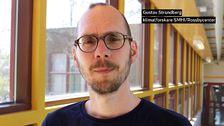 Gustav Strandberg klimatforskare SMHI/Rossbycenter
