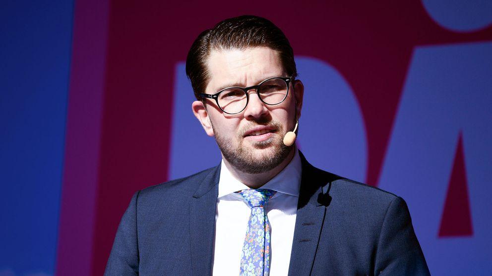 I dag höll Jimmie Åkesson (SD), sitt vårtal på Långholmen i Stockholm