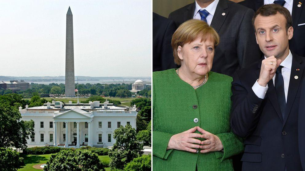 Usa avvisar ryskt syrienforslag