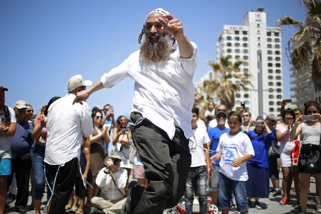 Judar i skottdrama i new york