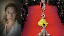 Eva Röse var del av det svenska seminarium om #metoo och framtiden som ägde rum i Cannes i helgen.