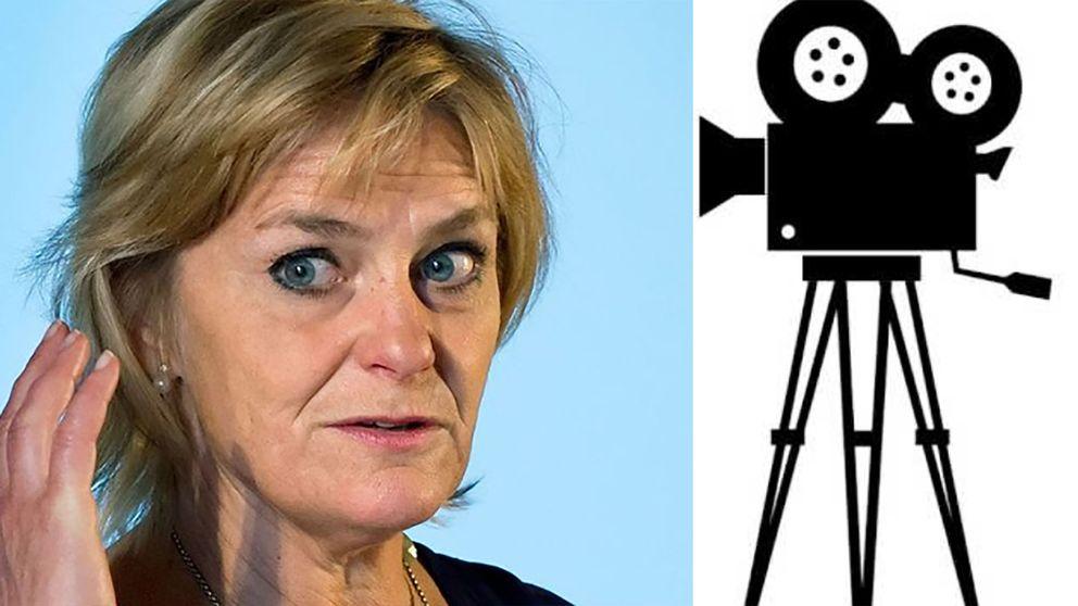 – Det är ett oroande tecken att Filminstitutet allt tydligare och kraftigare styr över den svenska filmpolitiken, säger Film- och tv-producenternas Eva Hamilton.