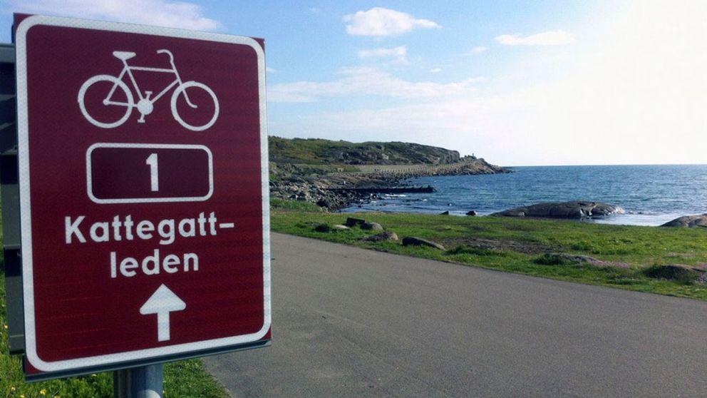 Sveriges första nationella cykelled Kattegattleden förlängs snart genom Skåne, med den nya Sydkustleden