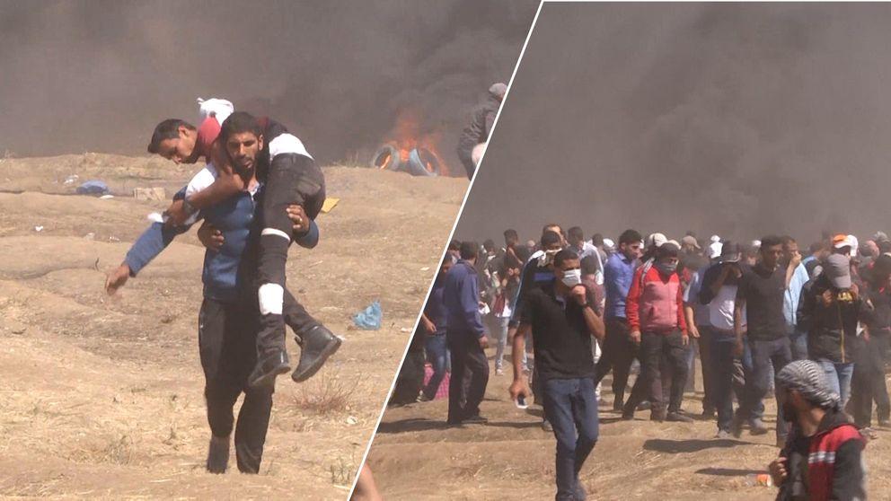 Ett stort antal personer har rapporterats döda och tusentals har skadats.