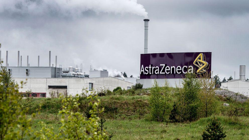 Astra Zenecas anläggning i Södertälje. Arkivbild.