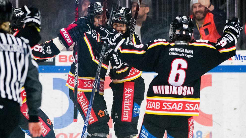 Luleå är regerande svenska mästare på damsidan.