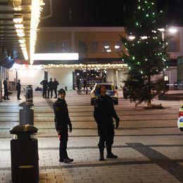 Skjutning i Rinkeby. Sven GRanath.