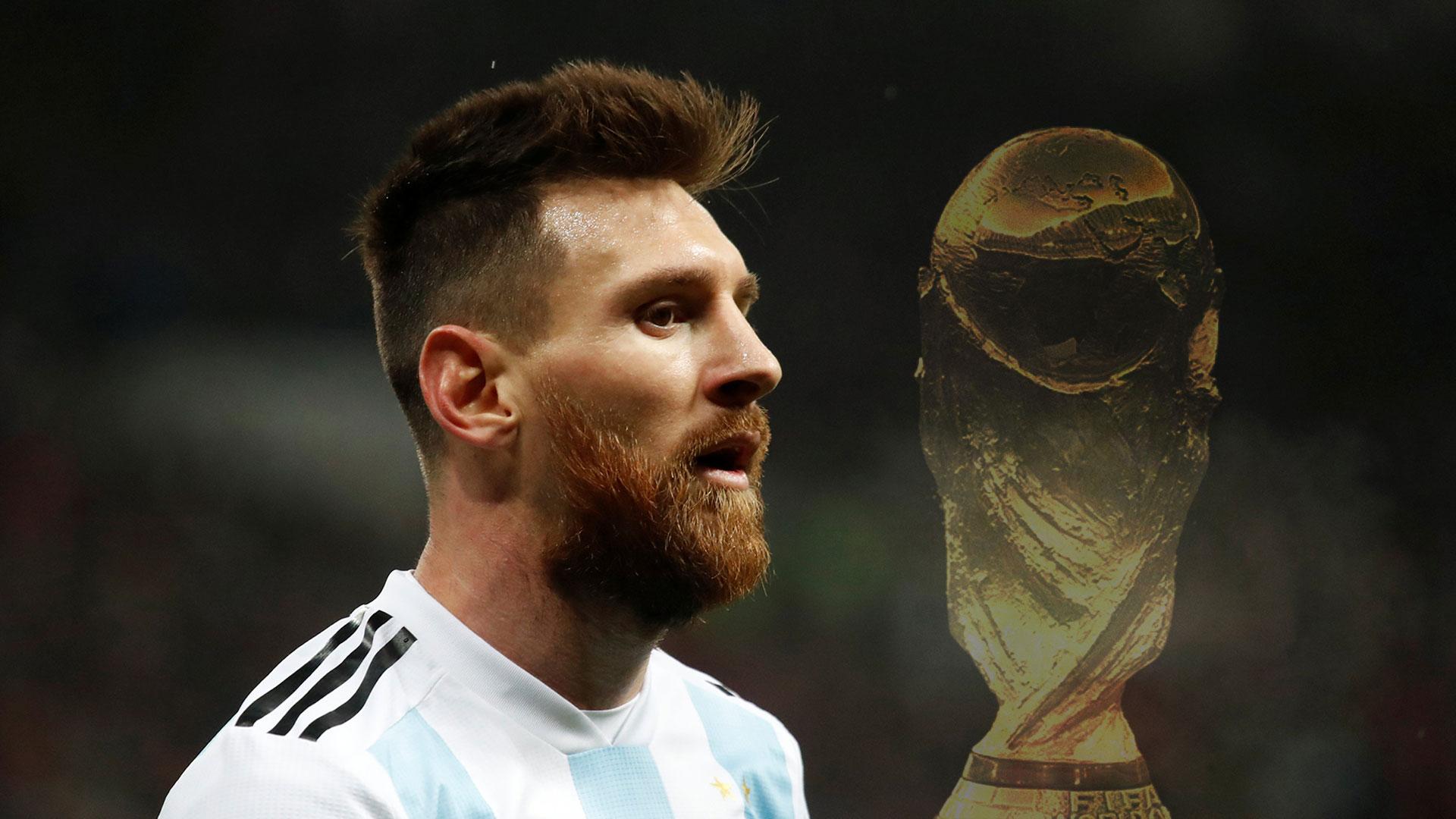 Argentina ratt vinnare men afrika kommer