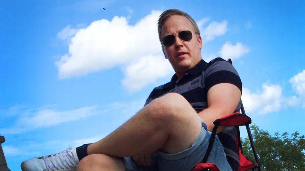 Andreas Olofsson är vd på Vilhelmina taxi. Om Nextjets konkursansökan går igenom förlorar taxibolaget en halv miljon kronor som Nextjet är skyldiga dem.