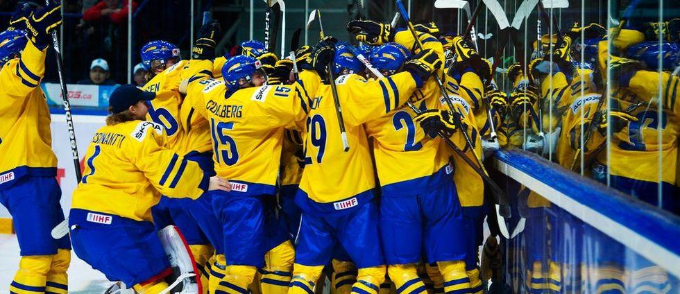 Sverige får junior-VM 2022