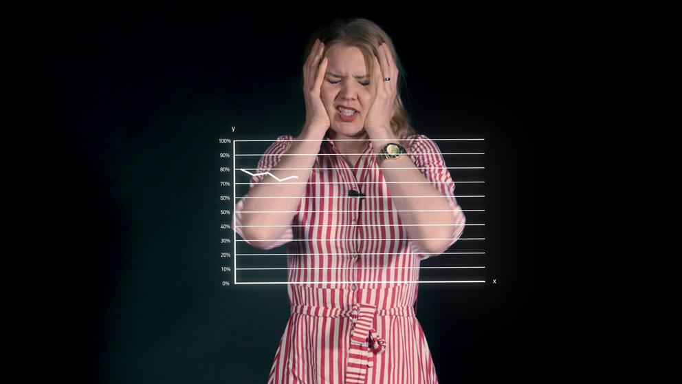 Emma Frans kommer att synas i Morgonstudion och göra förklarande videos, så kallade explainers, åt SVT Nyheter Online.