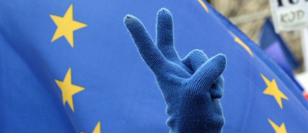 Ökat stöd för EU i Sverige